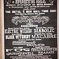 Macabre - Other Collectable - North Six flyer