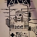 Voivod - Other Collectable - Voivod Vio-lence tour poster
