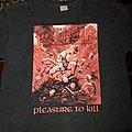 Kreator Pleasure to Kill TShirt or Longsleeve