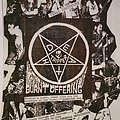 Death Tripper - Other Collectable - Death Tripper promo flyer Burnt Offerings