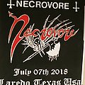 Necrovore - Other Collectable - Necrovore flyer