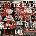 Cheese Grater Masturbation - Other Collectable - Horde of the Dead Fest flyer