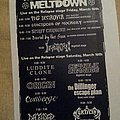 Incantation - Other Collectable - March Metal Meltdown flyer