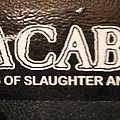 Macabre - Other Collectable - Macabre sticker
