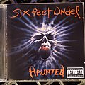 Six Feet Under - Tape / Vinyl / CD / Recording etc - Six Feet Under - Haunted