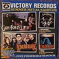 God Forbid - Tape / Vinyl / CD / Recording etc - Victory Records Sampler