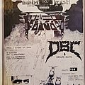 Voivod - Other Collectable - Voivod flyer