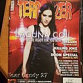 Lacuna Coil - Other Collectable - Terrorizer #143
