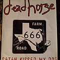 Dead Horse - Other Collectable - Dead Horse Farm Road 666 poster