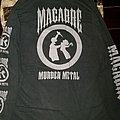 Macabre longsleeve murder metal