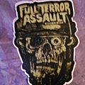 Cheese Grater Masturbation - Other Collectable - Full Terror Assault sticker