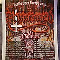 Possessed - Other Collectable - Possessed tour flyer