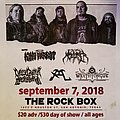 Phil Anselmo And The Illegals - Other Collectable - Phil Anselmo and the Illegals flyer