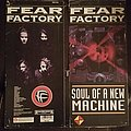 Fear Factory - Other Collectable - Fear Factory - Soul of a New Machine long box