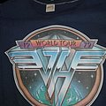 Van Halen - TShirt or Longsleeve - Van Halen tour shirt