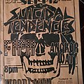 Suicidal Tendencies - Other Collectable - Suicidal Tendencies flyer