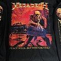 Megadeth - TShirt or Longsleeve - Megadeth long sleeve