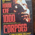 Rob Zombie - Other Collectable - House of 1000 Corpses dvd