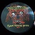 Carcass Flesh Ripping Demos pic disc Tape / Vinyl / CD / Recording etc