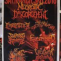 NECROTIC DISGORGEMENT - Other Collectable - Necrotic Disgorgement flyer