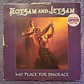 Flotsam And Jetsam - Tape / Vinyl / CD / Recording etc - Flotsam and Jetsam - No Place for Disgrace