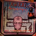Voivod Nothing Face poster