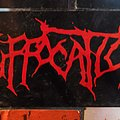 Suffocation - Other Collectable - Suffocation sticker