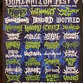 Broken Hope - Other Collectable - Chicago Domination Fest 5 flyer
