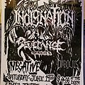 Indignation - Other Collectable - Indignation flyer