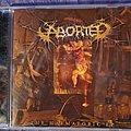 Aborted - Tape / Vinyl / CD / Recording etc - Aborted - The Haemotobic EP