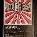 Loudness - Tape / Vinyl / CD / Recording etc - Loudness - Thunder in the East