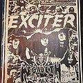 Exciter - Other Collectable - Exciter flyer