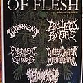 Abolishment Of Flesh - Other Collectable - Abolishment of Flesh flyer