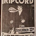 Ripcord - Other Collectable - Rip Cord flyer
