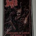 Death cassette Tape / Vinyl / CD / Recording etc