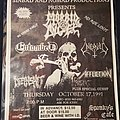 Morbid Angel - Other Collectable - Morbid Angel flyer