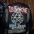 LaSanche - Battle Jacket - Lasanche Black Death Syndicate leather