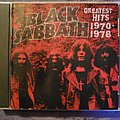 Black Sabbath - Tape / Vinyl / CD / Recording etc - Black Sabbath Greatest Hits