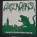 Gutter Christ - Other Collectable - Gutter Christ sticker