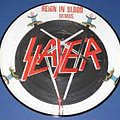 Slayer  - Reign in Blood The Demos pic disc