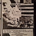 Rancid Vat - Other Collectable - Rancid Vat flyer