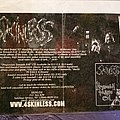 Skinless - Other Collectable - Skinless promo flyer