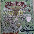 Sepultura - Other Collectable - High school folder drawings