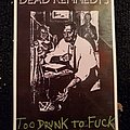 Dead Kennedys - Other Collectable - Dead Kennedys - Too Drunk to Fuck postcard