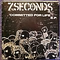 """7 Seconds - Tape / Vinyl / CD / Recording etc - 7 Seconds - Committed for Life 7"""""""