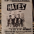 Hates - Other Collectable - Hates flyer