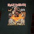 Iron Maiden Legacy of the Beast tour
