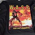 W.A.S.P. - TShirt or Longsleeve - Wasp long sleeve