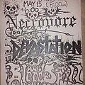 Necrovore flyer