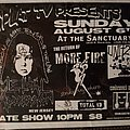 Lethal Aggression - Other Collectable - Splat TV flyer